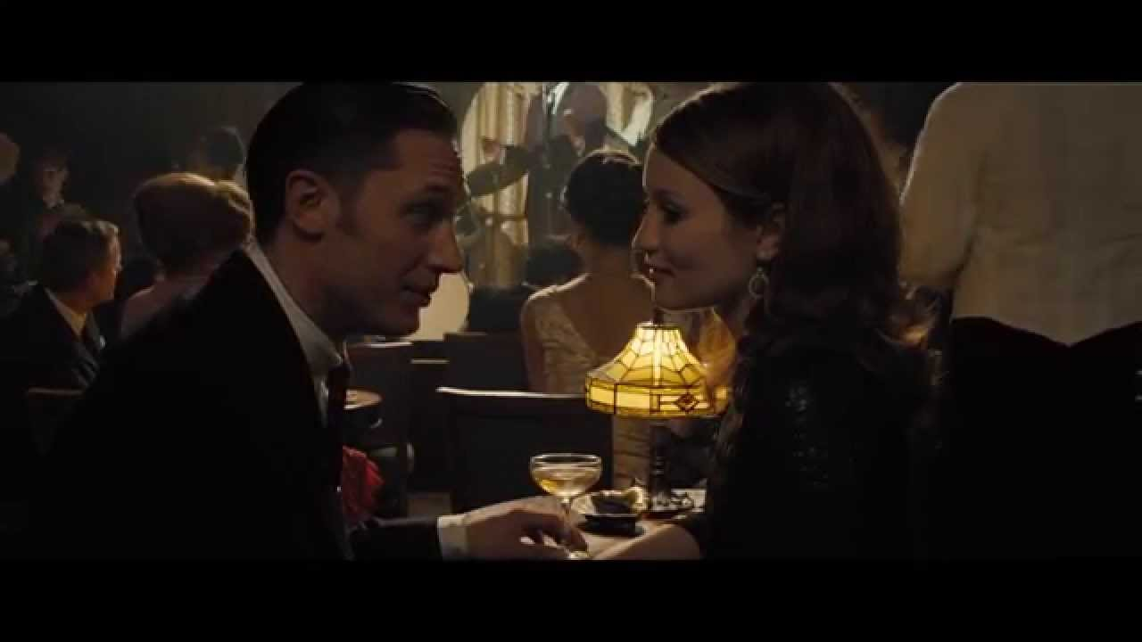 LEGEND – REGGIE KRAY AND FRANCES FIRST DATE – NEW CLIP