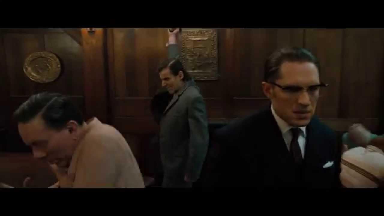 LEGEND – Tom Hardy is Ronnie Kray – trailer