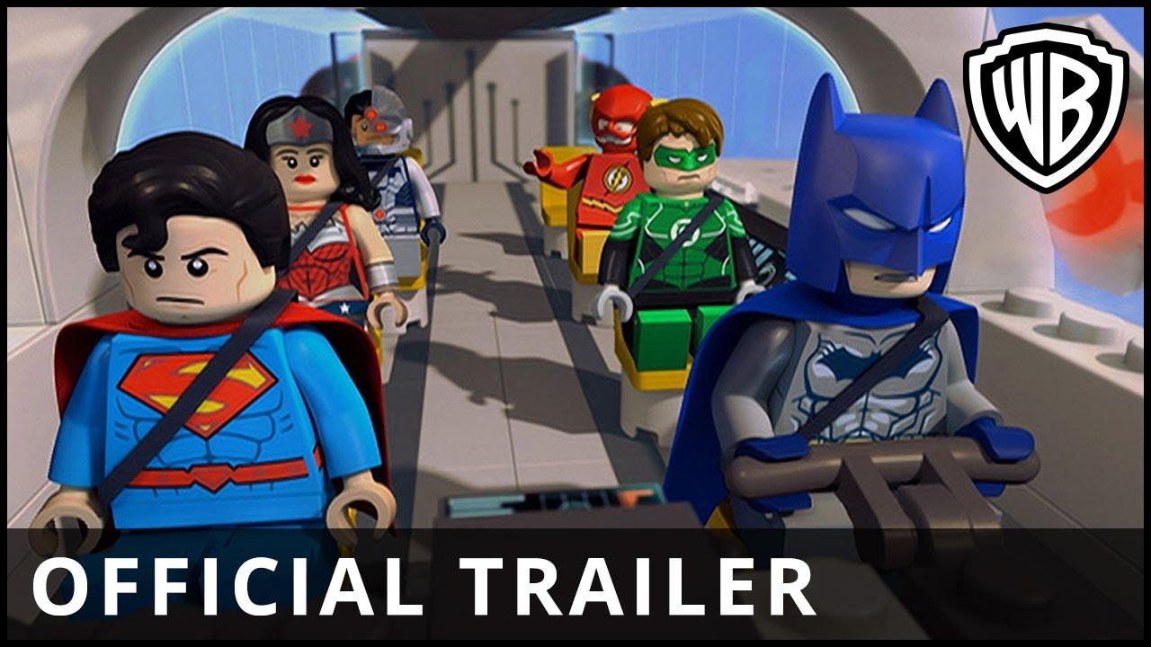 LEGO DC Justice League: Cosmic Clash – Official Trailer – Warner Bros. UK