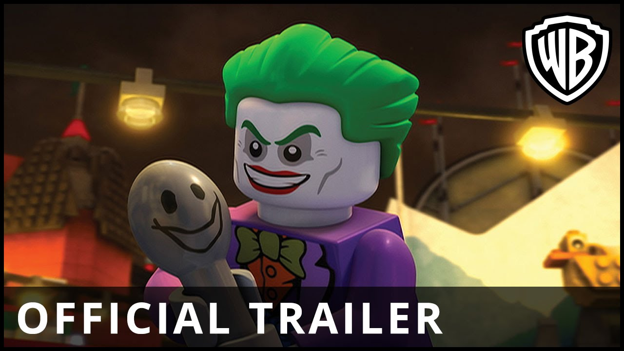 LEGO DC Justice League: Gotham City Breakout – Official Trailer – Warner Bros. UK