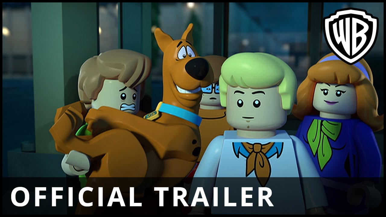 LEGO® Scooby-Doo!: Haunted Hollywood – Official Trailer – Warner Bros. UK