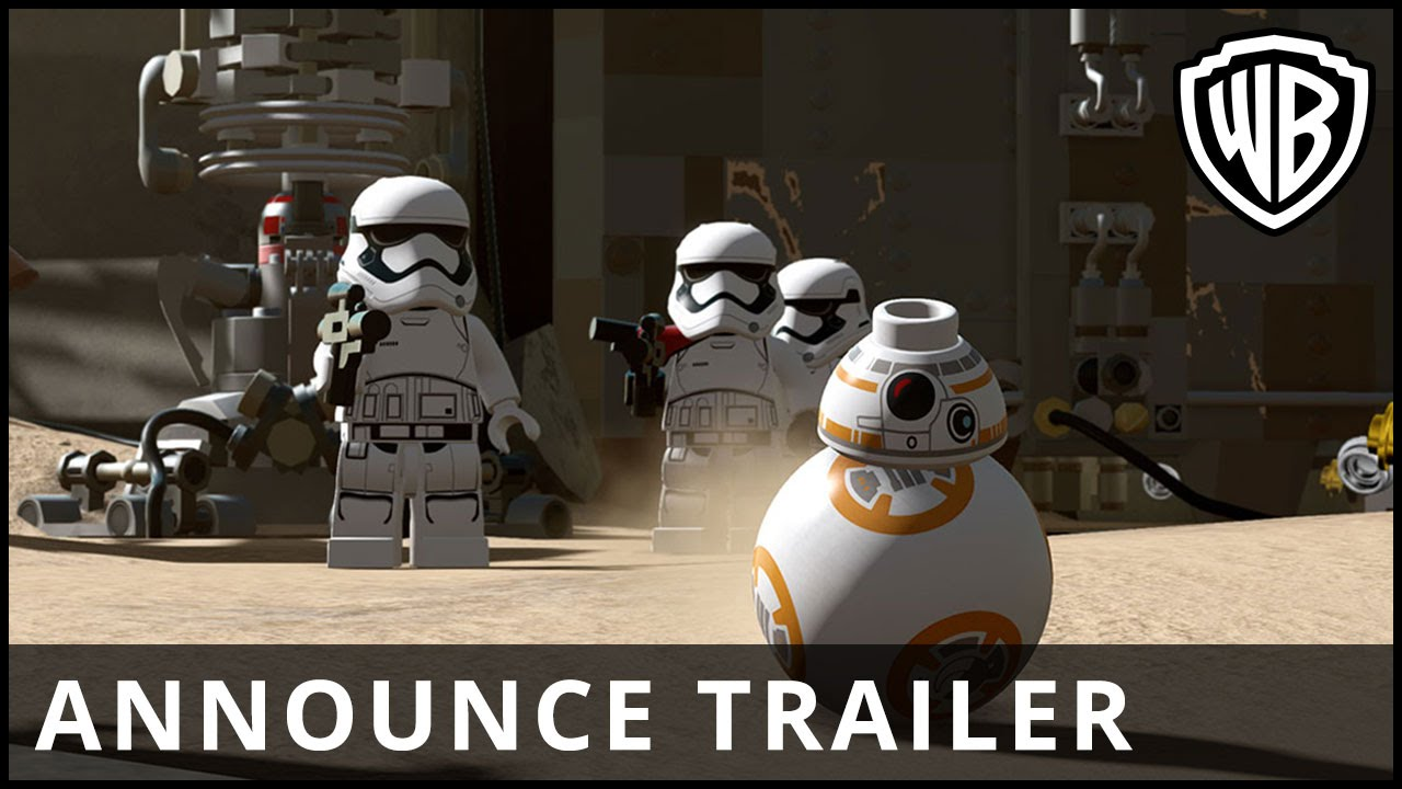 LEGO Star Wars: The Force Awakens – Official Announce Trailer – Warner Bros. UK