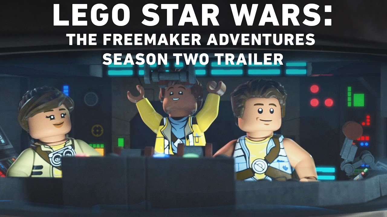 LEGO Star Wars: The Freemaker Adventures Season 2 Trailer (Official)