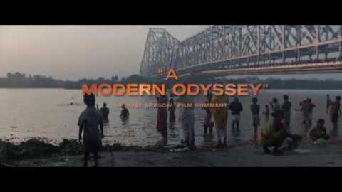 "LION – ""'A Modern Odyssey"""