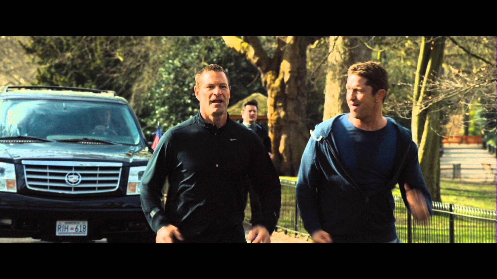 "London Has Fallen – ""Bourbon and Poor Choices"" Clip – In Cinemas March 3"