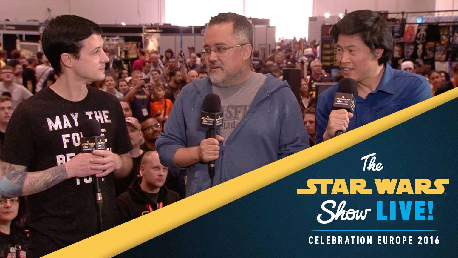 Lucasfilm Story Group Interview | Star Wars Celebration Europe 2016