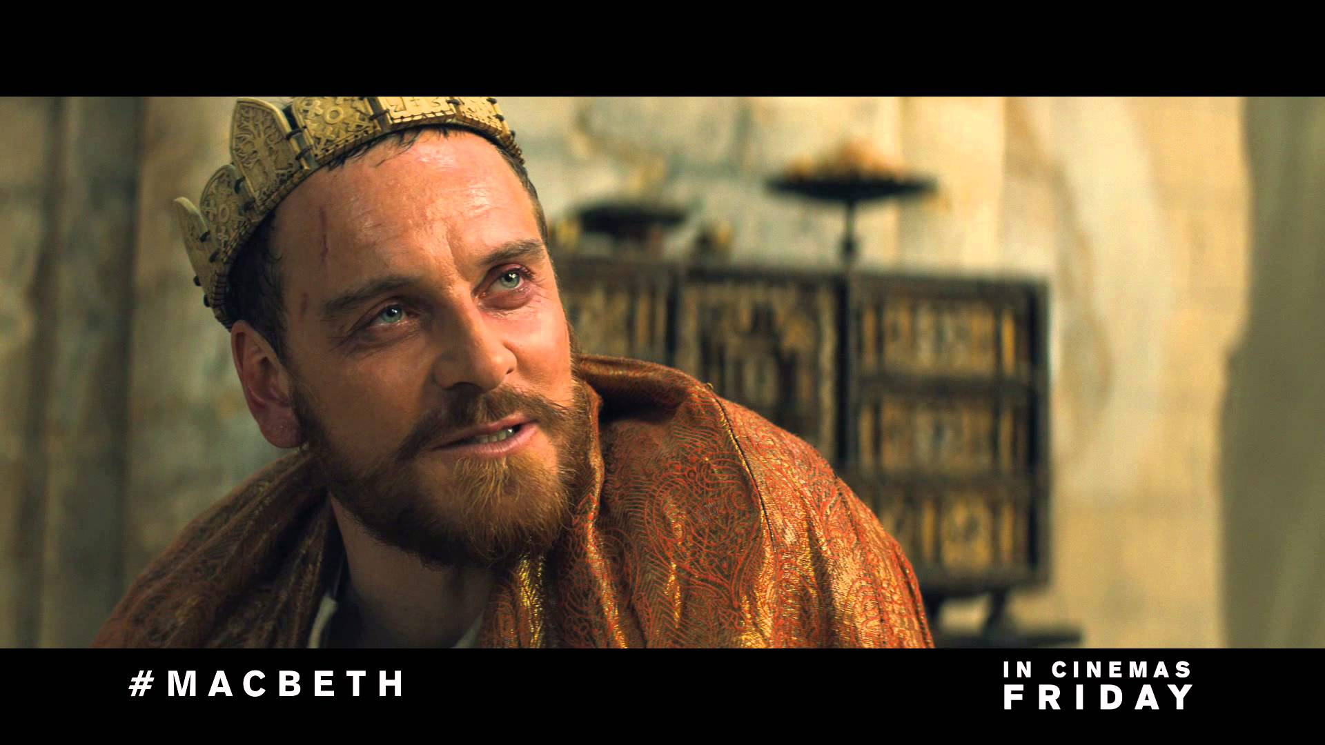 Macbeth 20 second TV spot