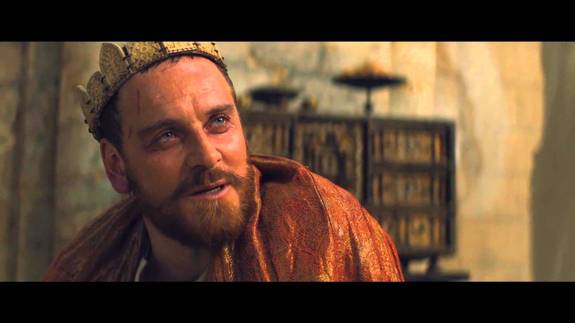 Macbeth: A Casualty of War featurette