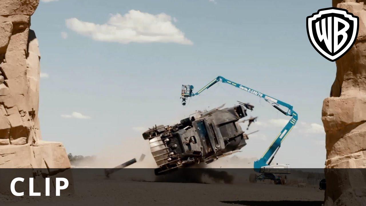 Mad Max: Fury Road – Tanker Stunt – Official Warner Bros. UK