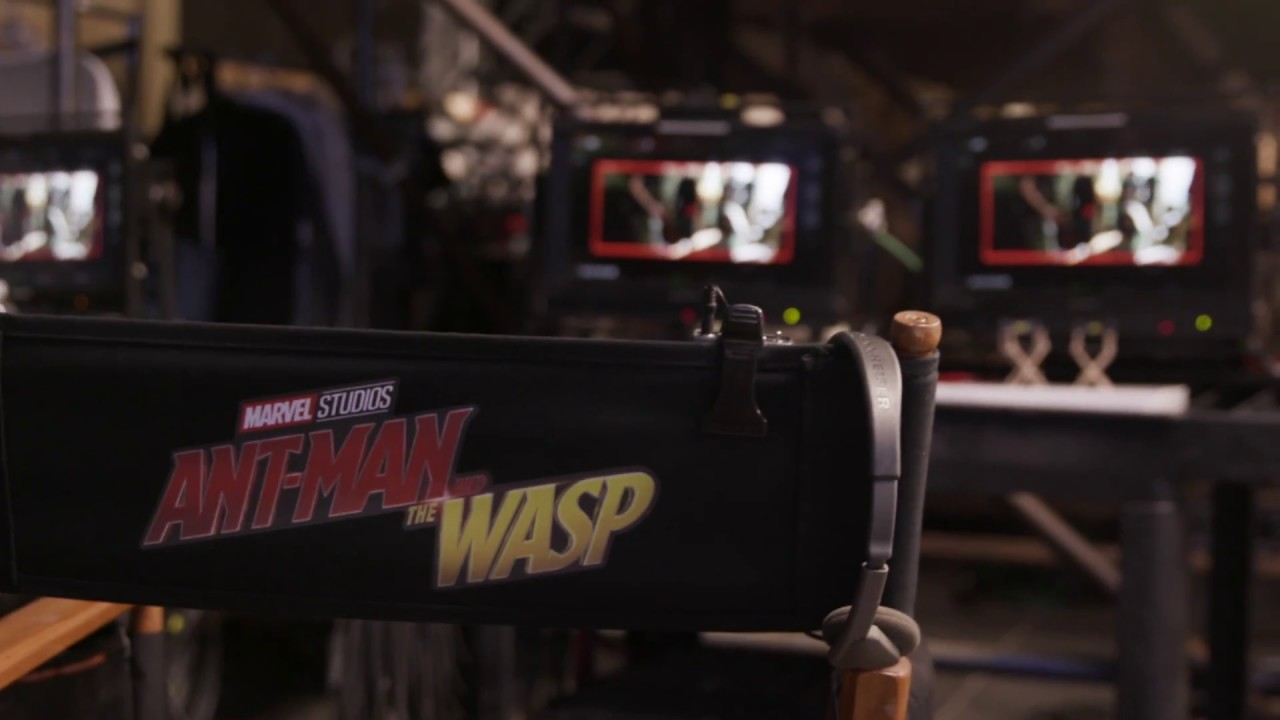 """Marvel Studios Begins Production On """"Ant-Man And The Wasp"""""""