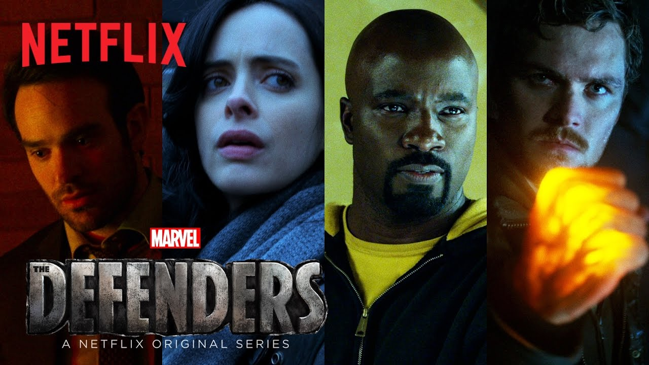 MARVEL'S THE DEFENDERS Official Trailer [HD]