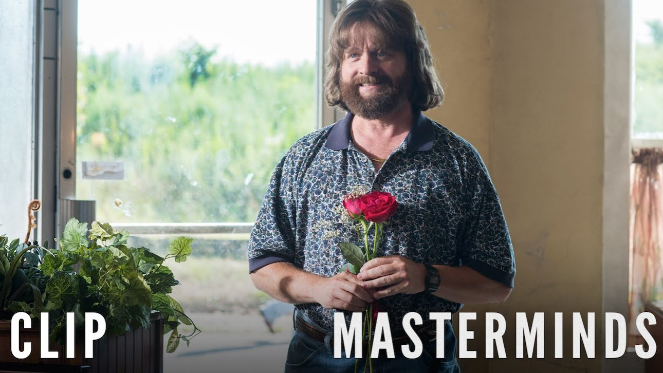 Mastermind | Clip: The Proposition [HD]