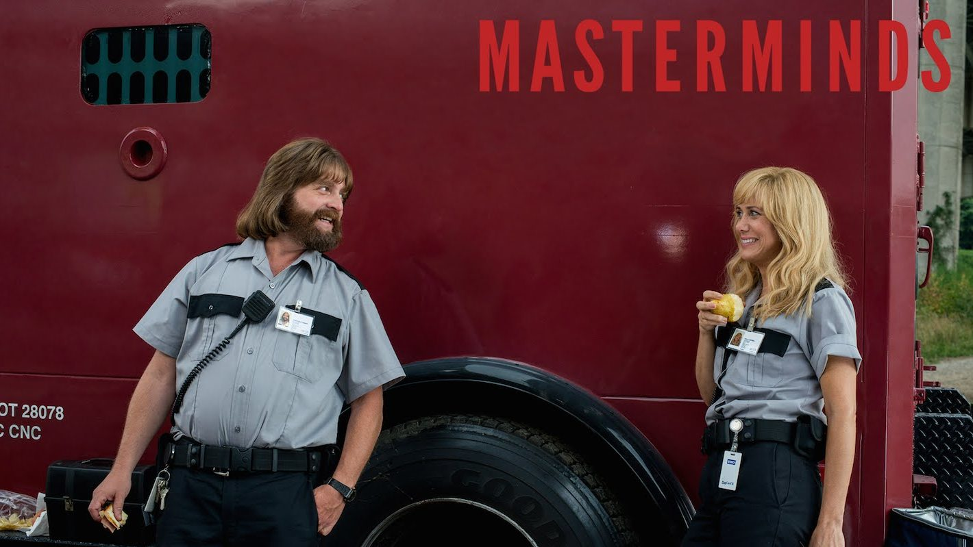 Masterminds – Commercial 1 [HD]