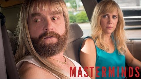 Masterminds – Commercial 2 [HD]