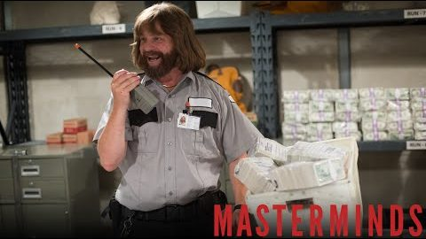 Masterminds – Commercial 4 [HD]