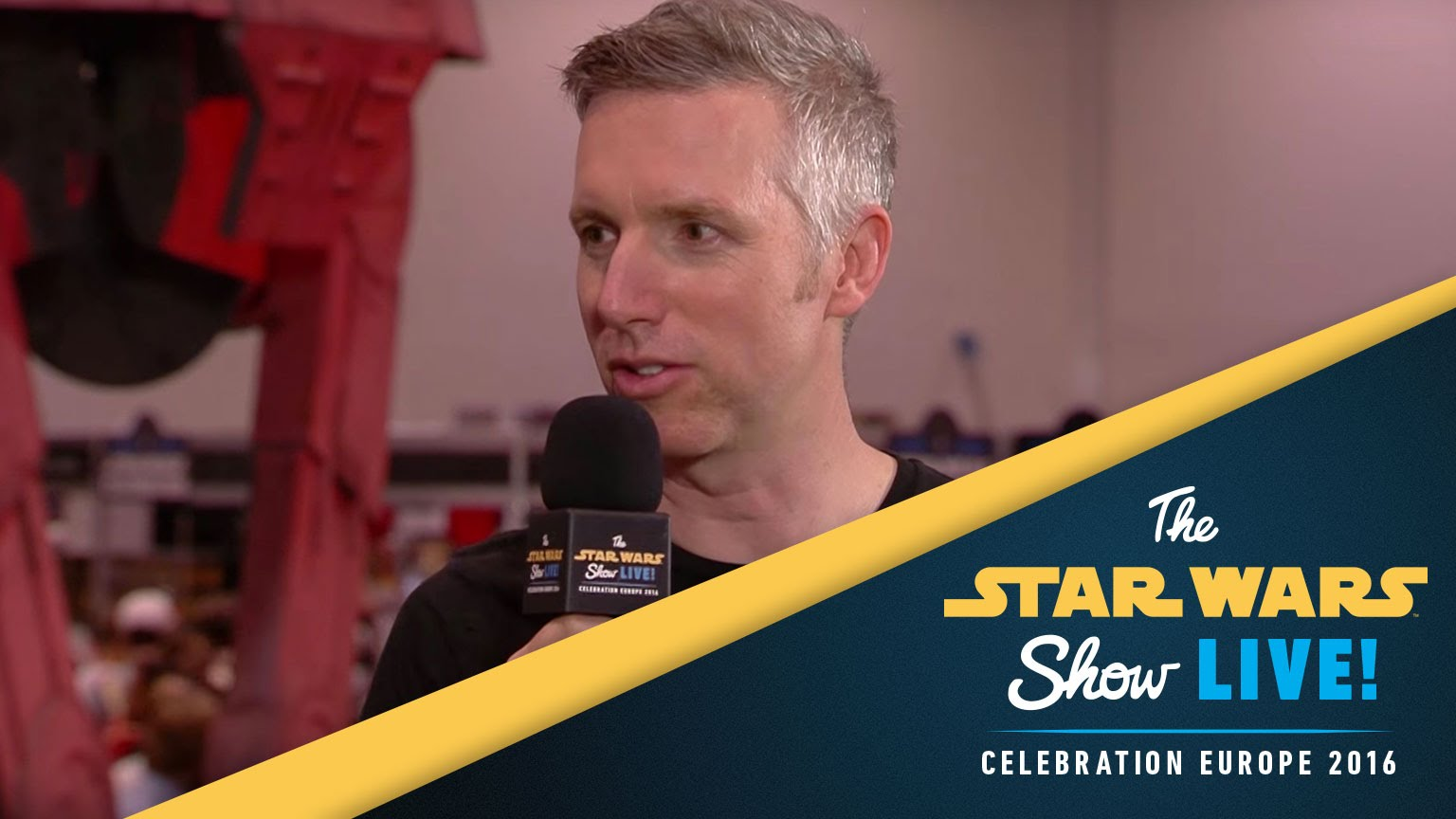 Matthew Wood Interview | Star Wars Celebration Europe 2016