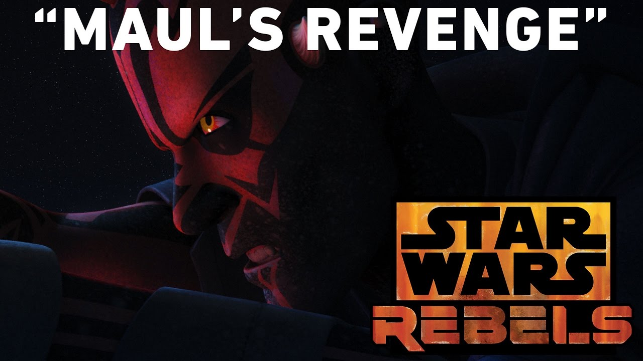Maul's Revenge – Twin Suns Preview | Star Wars Rebels