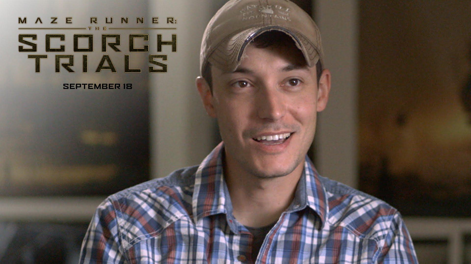 Maze Runner: The Scorch Trials | Wes Ball [HD] | 20th Century FOX