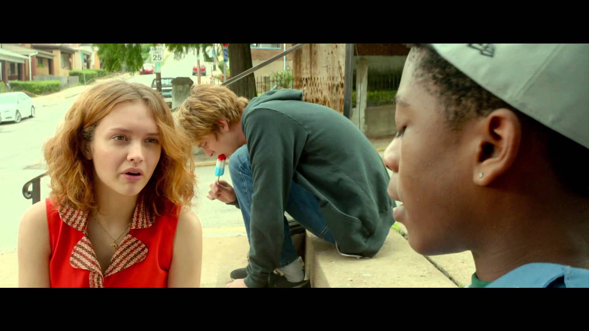 ME AND EARL AND THE DYING GIRL Featurette: This Is The Part About The Writer