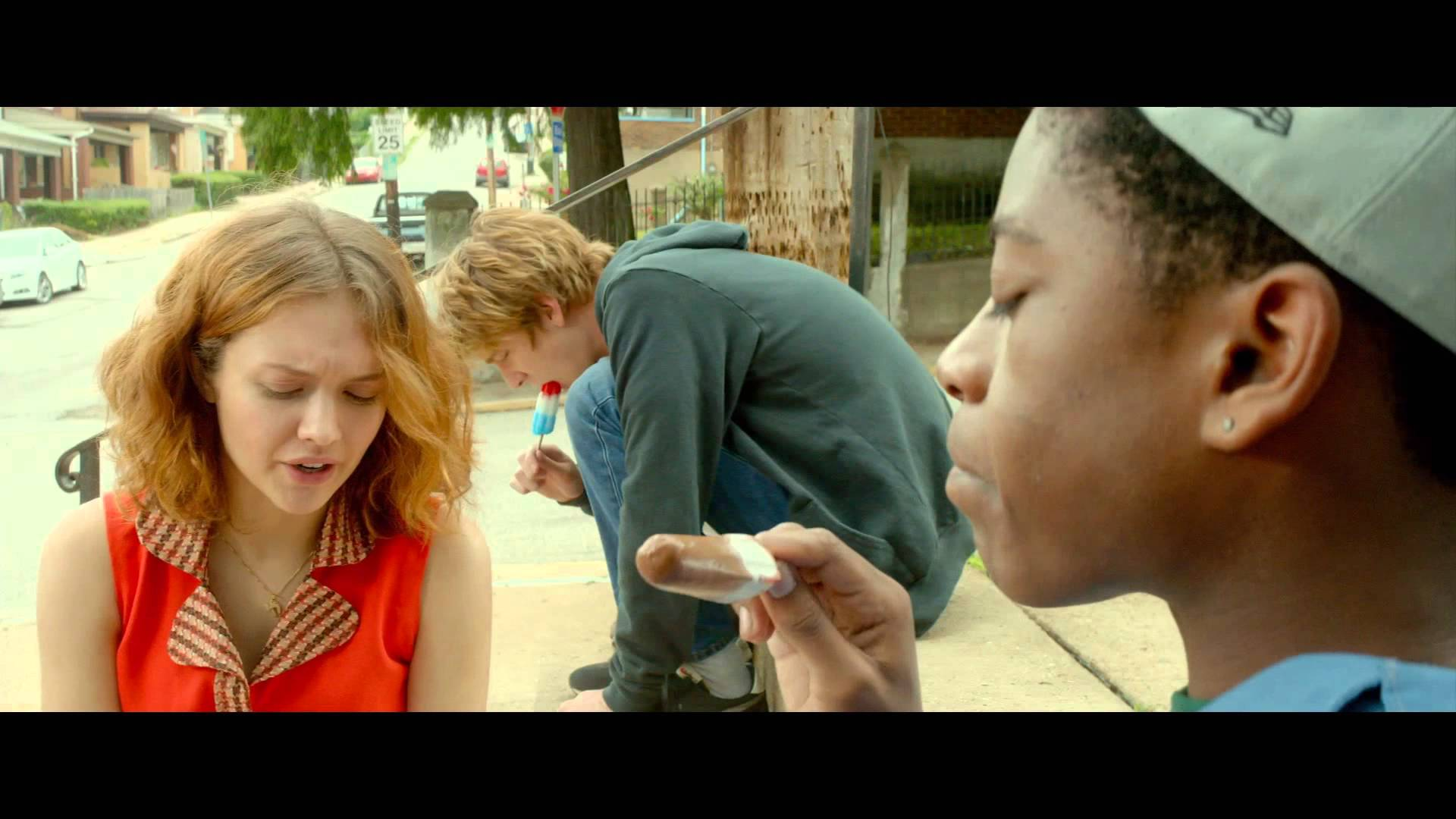 ME AND EARL AND THE DYING GIRL Featurette: This Is The Part About The Director