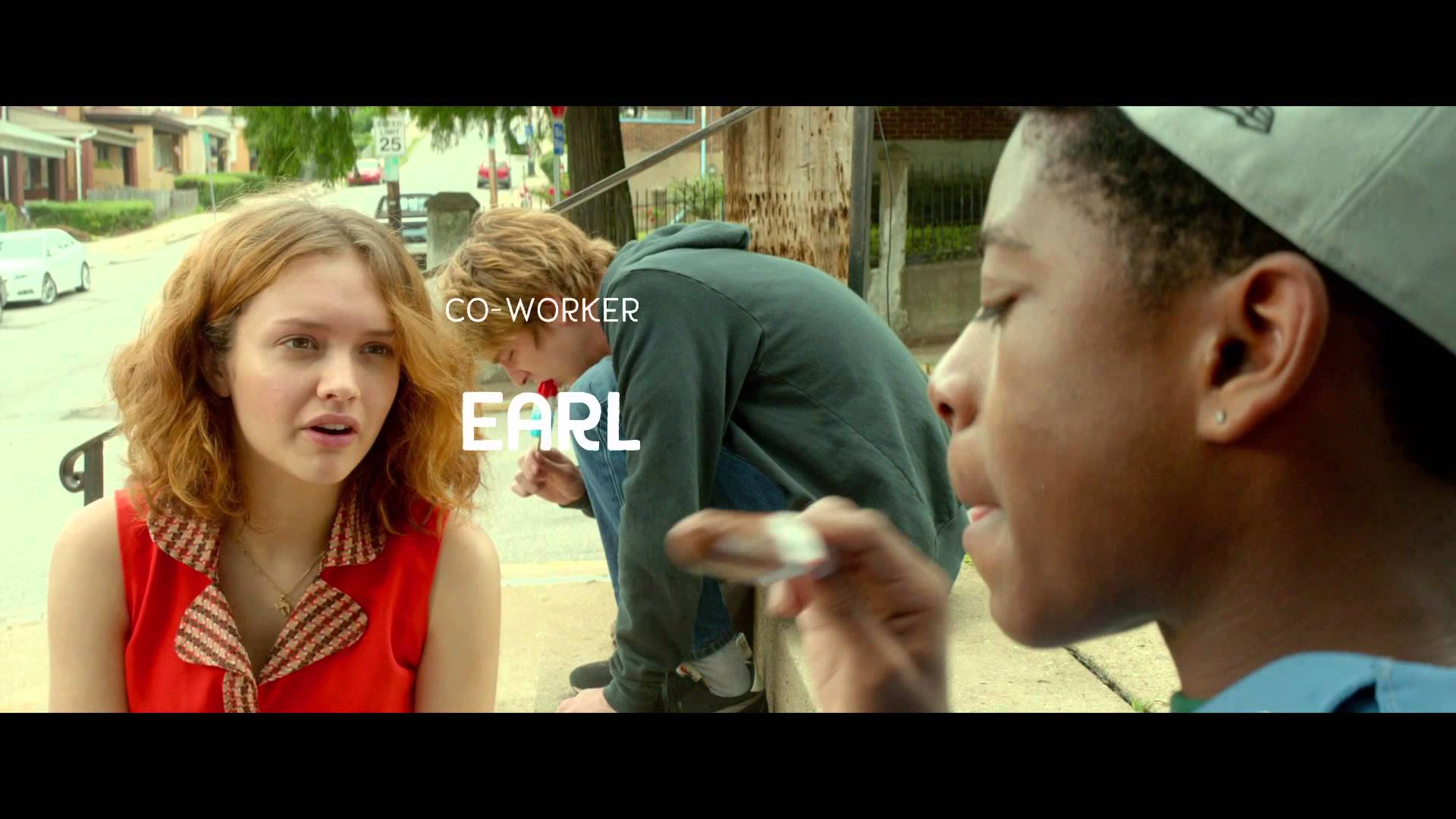 "ME AND EARL AND THE DYING GIRL TV Spot: ""Dont Skip. This Is Me"""