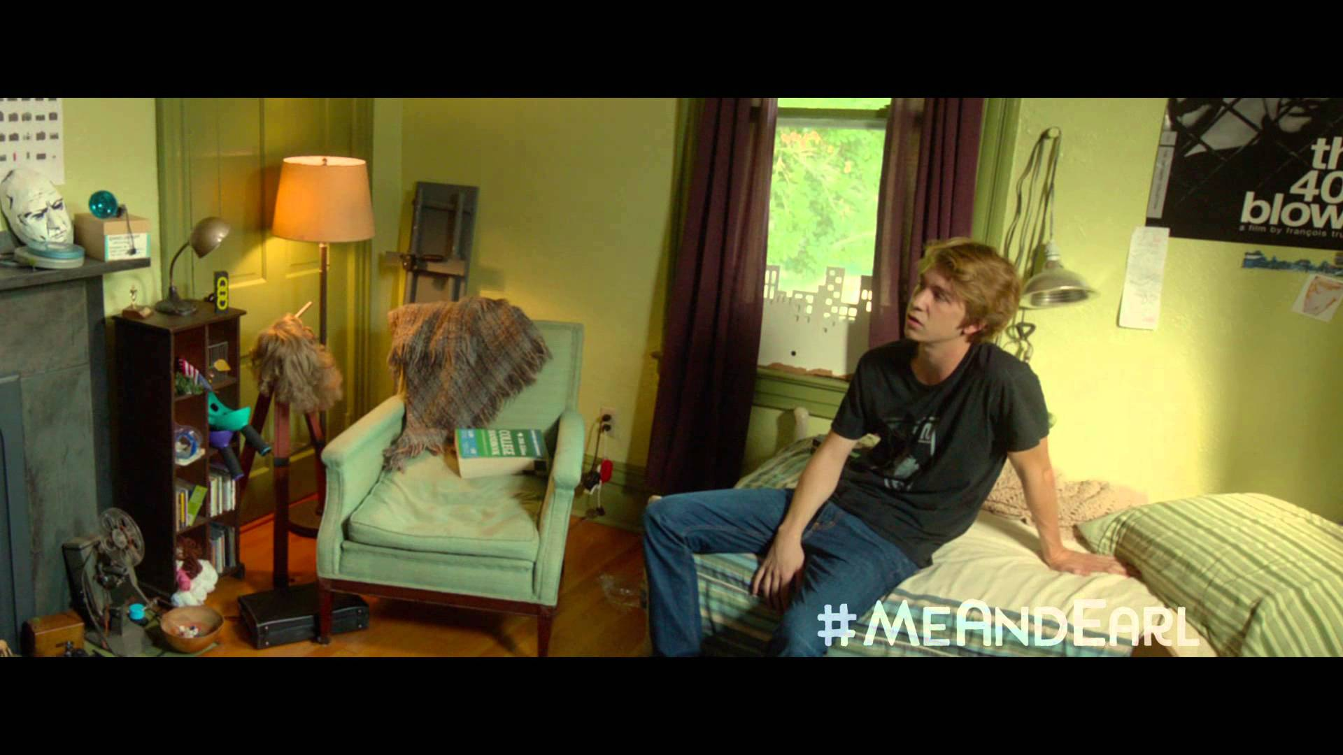 ME AND EARL AND THE DYING GIRL TV Spot: Life Story