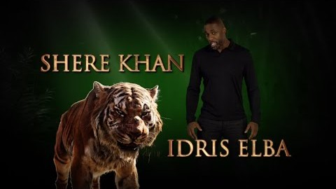 Meet the Voice of Shere Khan – Disney's The Jungle Book in Theatres Friday!