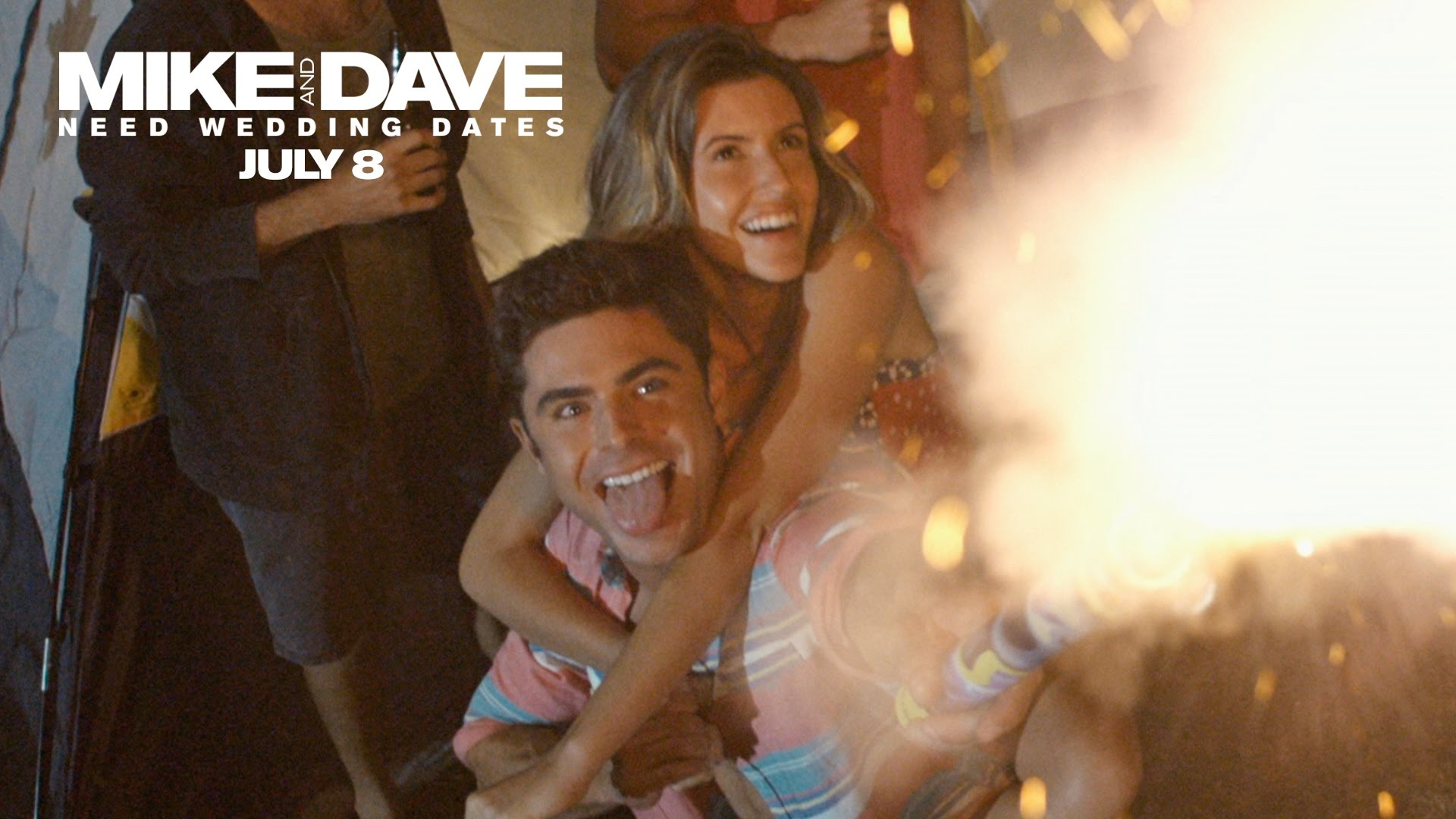 """Mike and Dave Need Wedding Dates 
