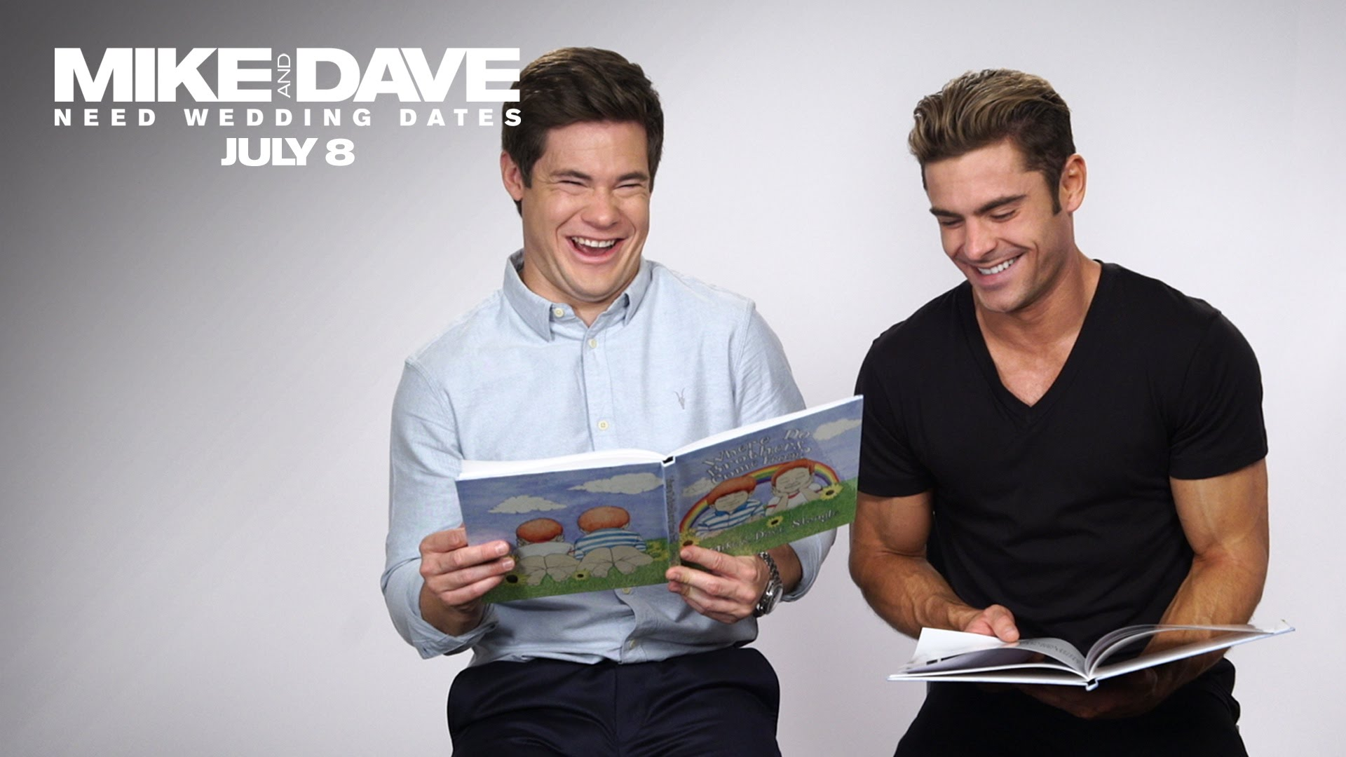 "Mike and Dave Need Wedding Dates | ""Where Do Brothers Come From?"" [HD] 