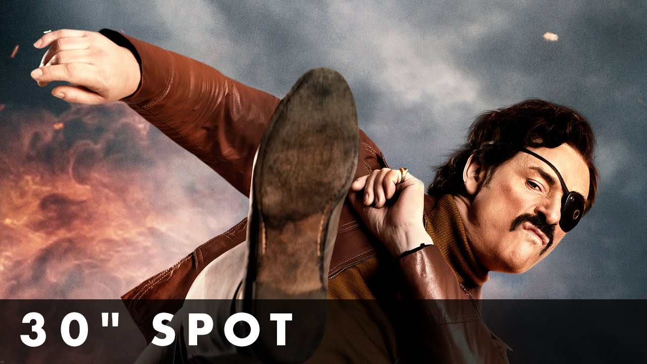 MINDHORN – Official TV Spot – In cinemas May 5th
