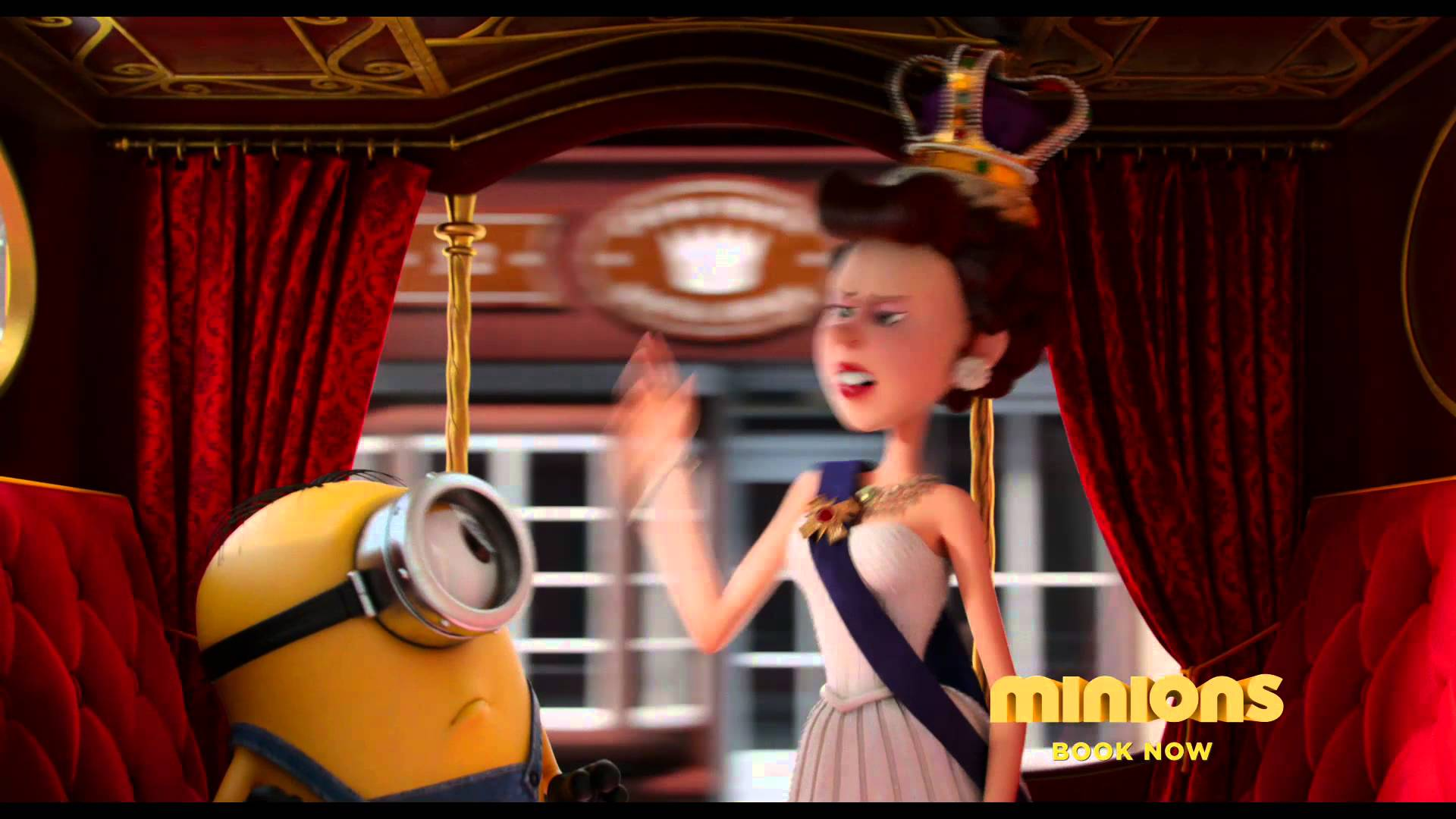 Minions Big Kevin Offical TV (Universal Pictures) HD