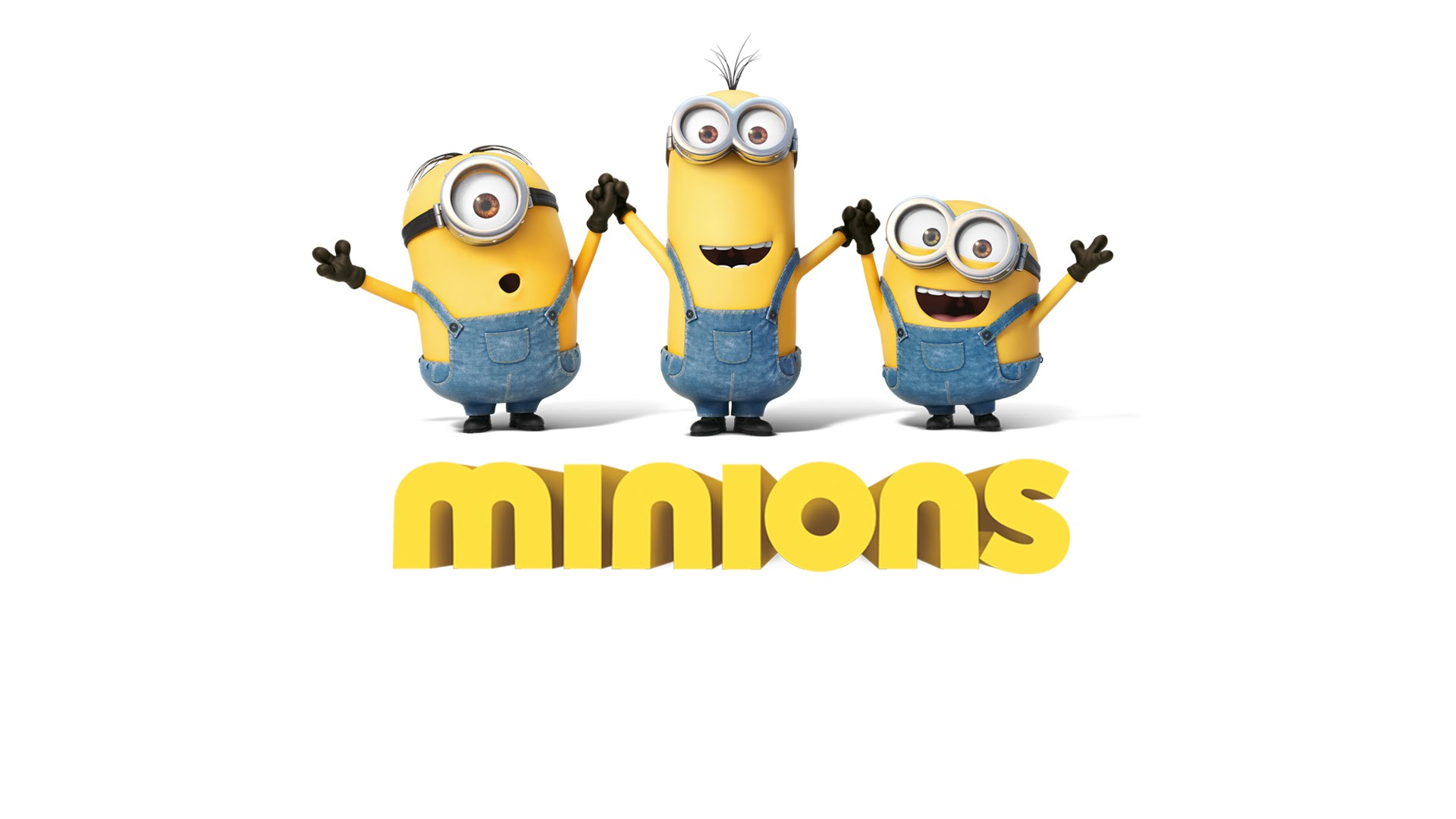 Minions – On Blu-ray & DVD (Universal Pictures) HD