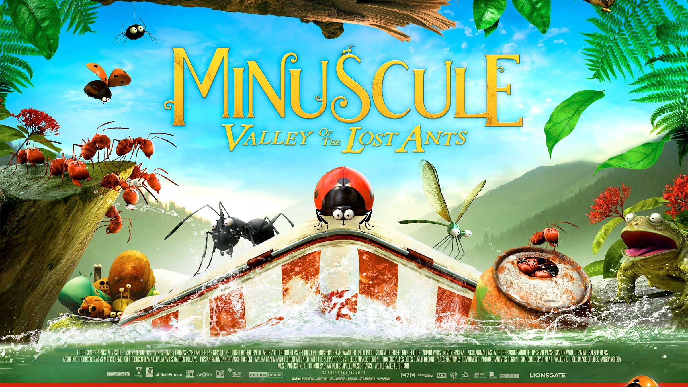 Minuscule – In Vue Cinemas May 27 2016