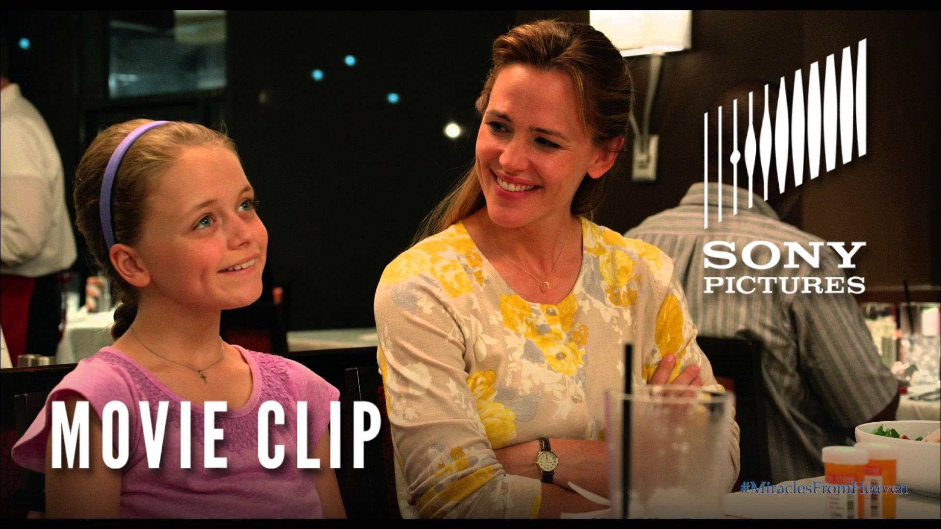 Miracles From Heaven Movie Clip – Godsend (ft. Queen Latifah & Jennifer Garner)