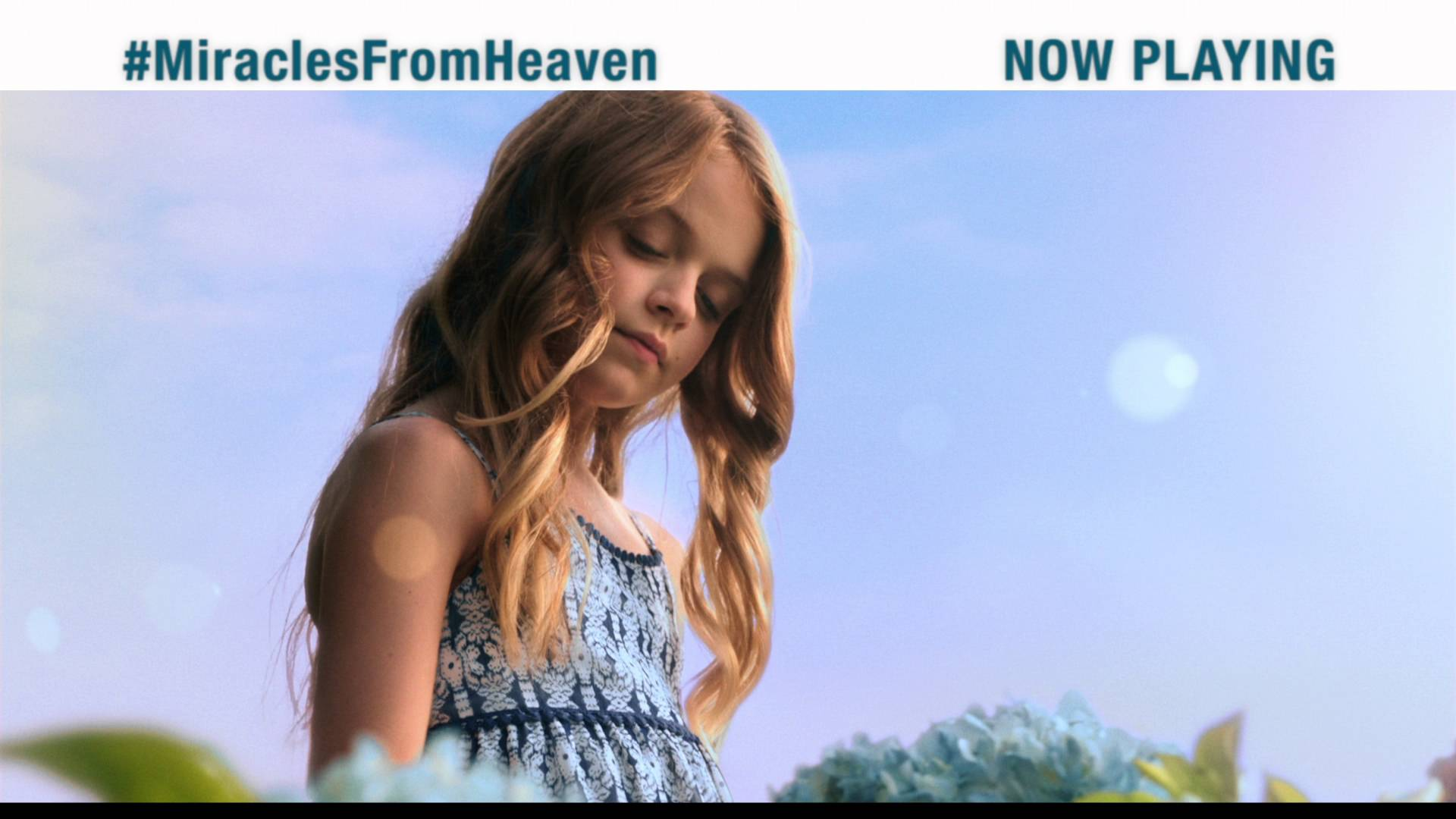 Miracles From Heaven – See it this Easter!