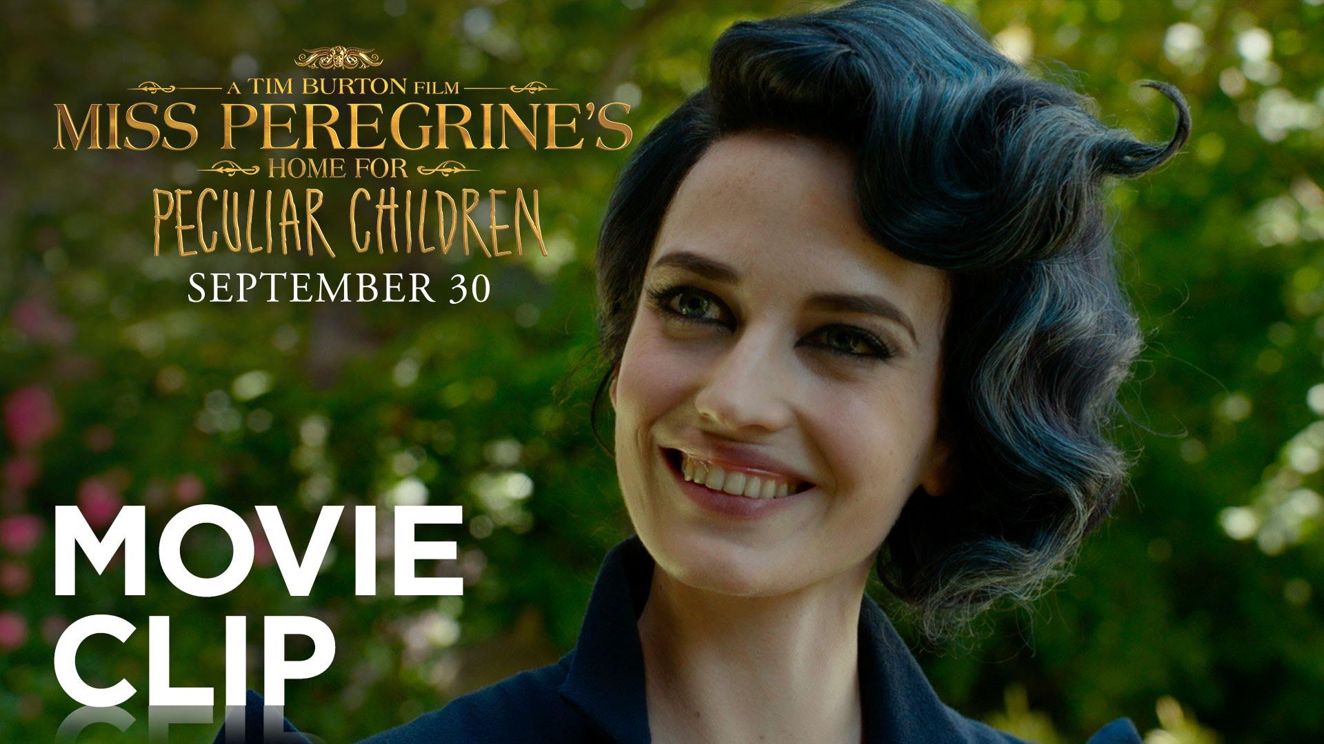 """Miss Peregrine's Home For Peculiar Children   """"A Peculiar Loop"""" Clip [HD]   20th Century FOX"""