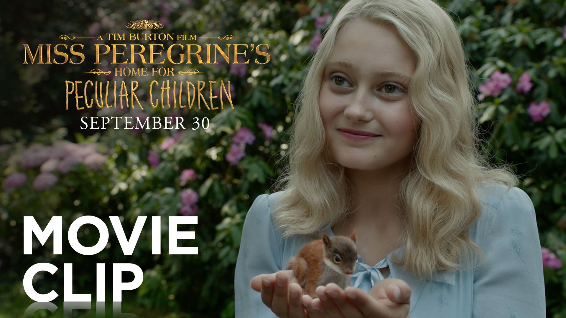 "Miss Peregrine's Home For Peculiar Children | ""Hold Tight"" Clip [HD] 