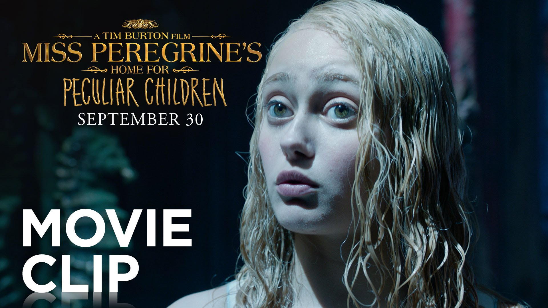 "Miss Peregrine's Home For Peculiar Children | ""Secret Hideout"" Clip [HD] 