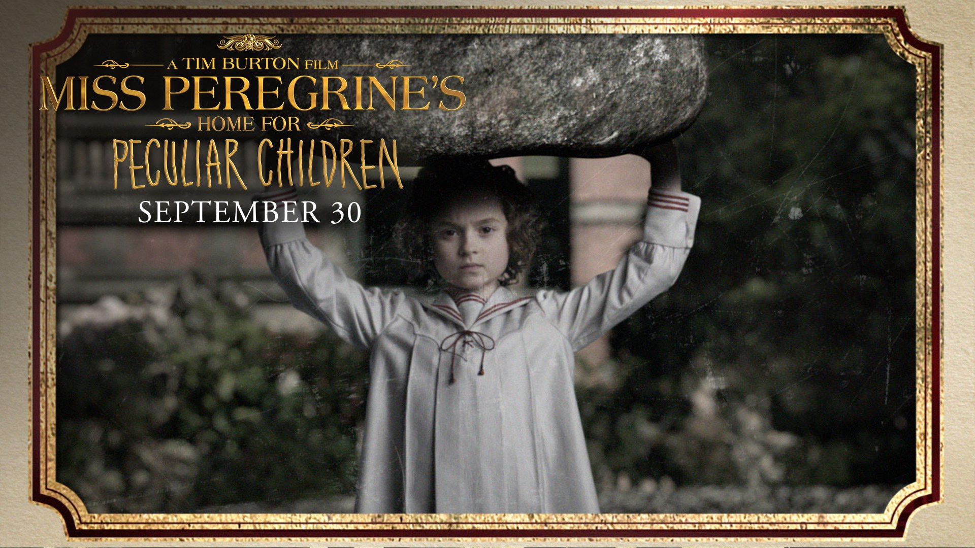 Miss Peregrine's Home For Peculiar Children | Meet the Peculiars: Bronwyn | 20th Century FOX