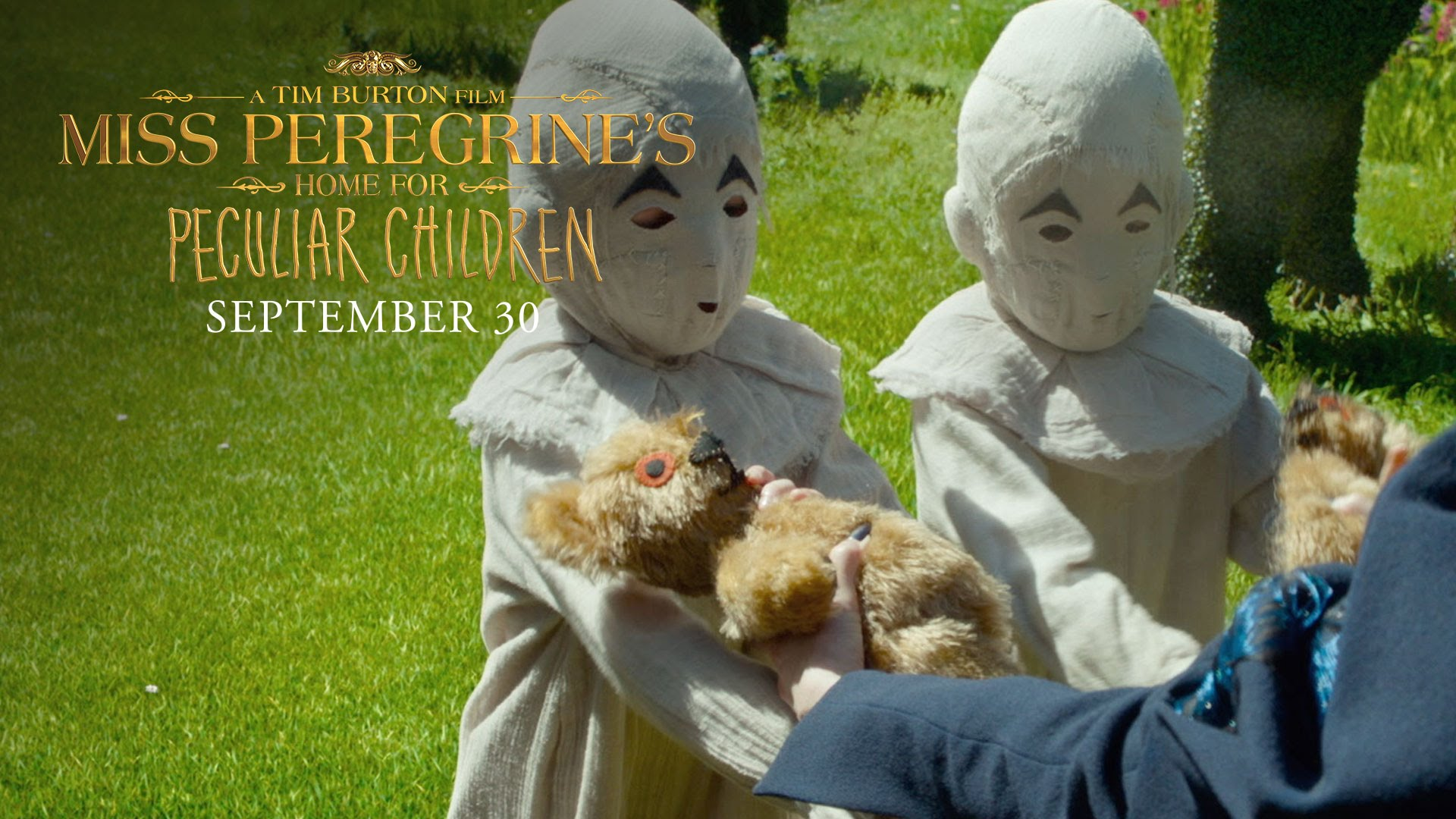 Miss Peregrine's Home For Peculiar Children | Olympics TV Commercial | 20th Century FOX