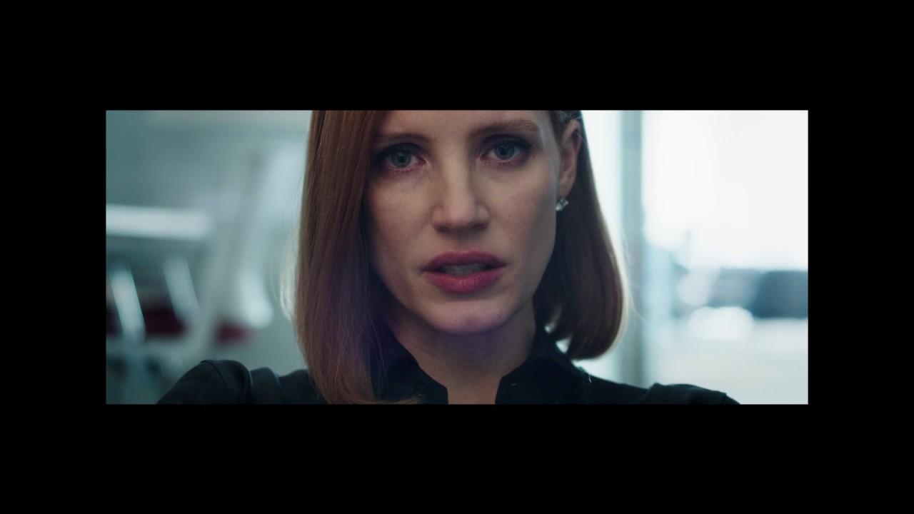 MISS SLOANE – OFFICIAL UK TRAILER