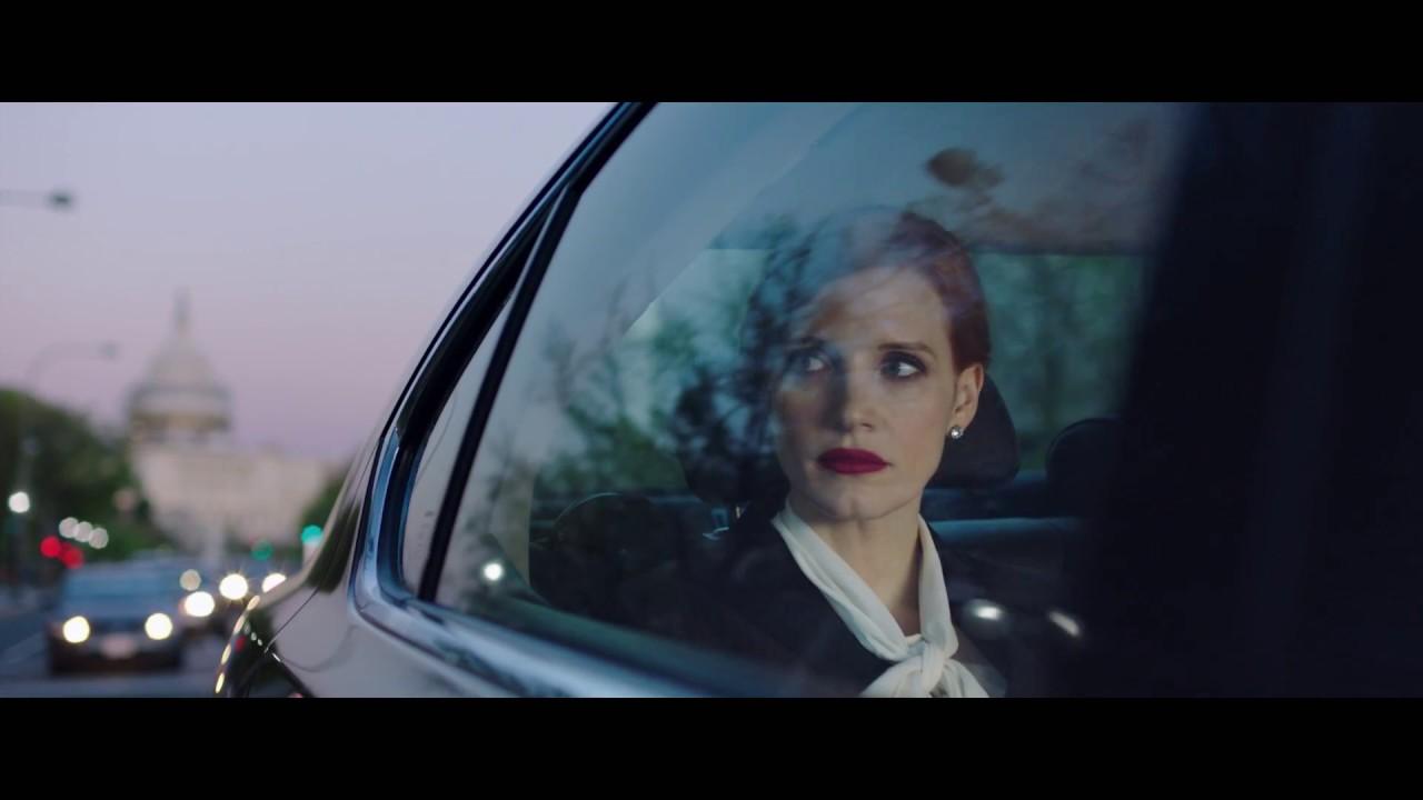 MISS SLOANE – UK OFFICIAL SHORT TRAILER [HD]