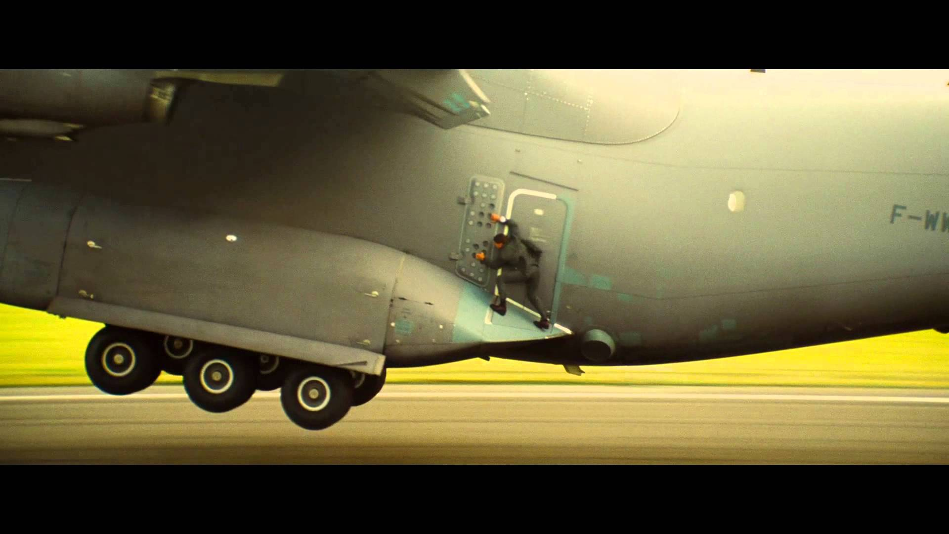 Mission: Impossible – Rogue Nation | Air | Paramount Pictures UK