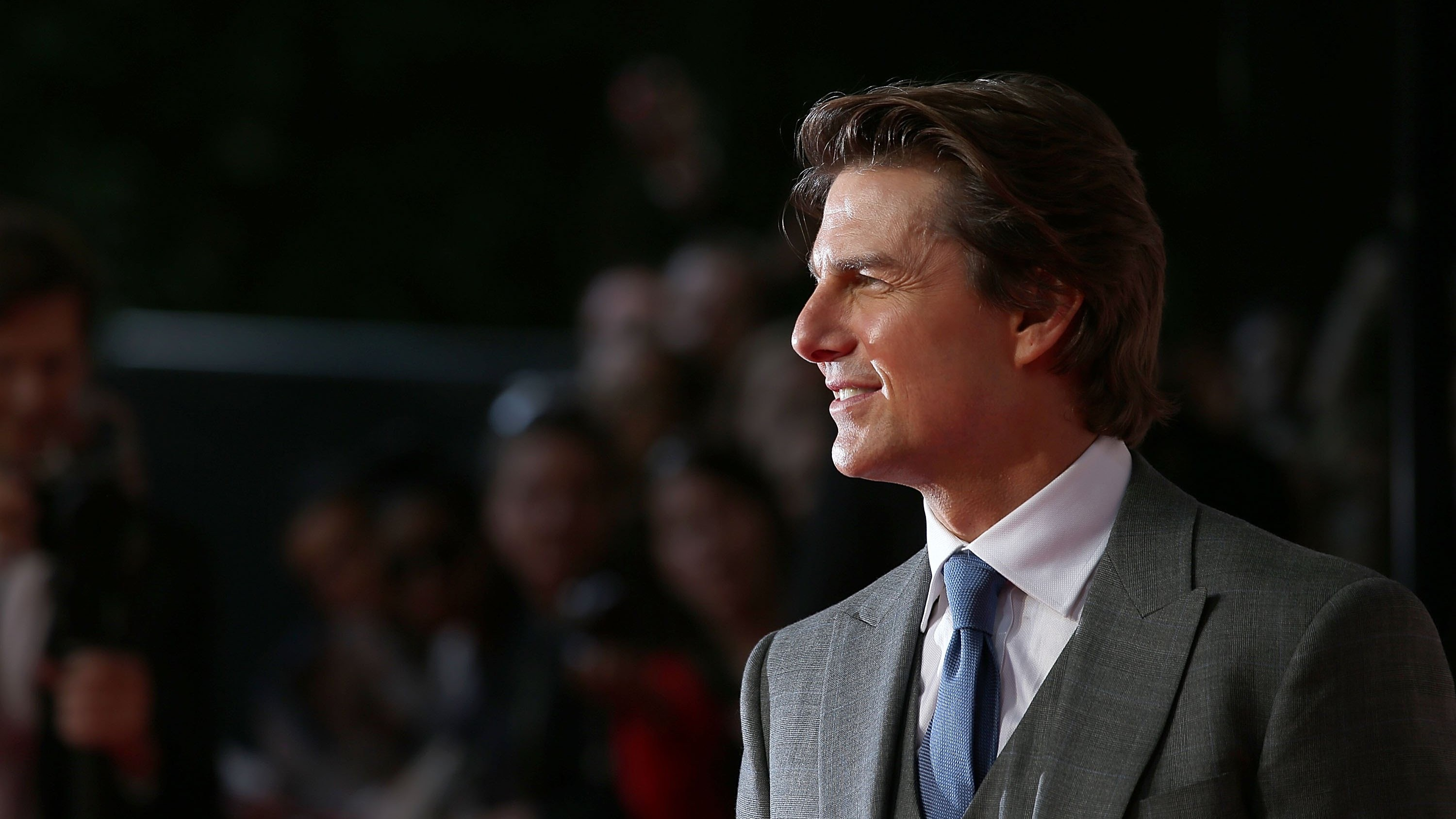 Mission: Impossible – Rogue Nation   News: Exclusive Event Screening with Tom Cruise   Paramount UK
