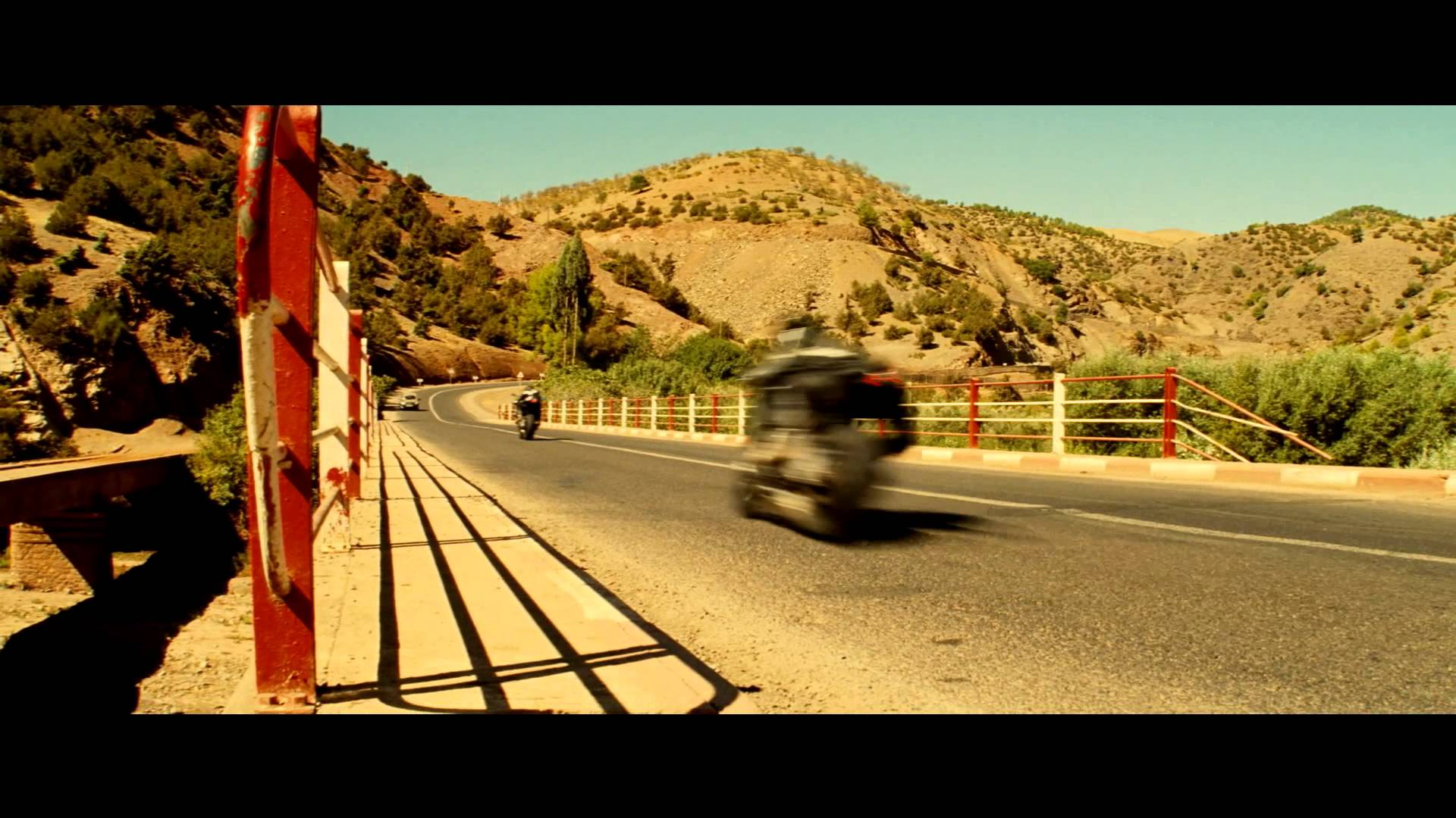 """Mission: Impossible – Rogue Nation 
