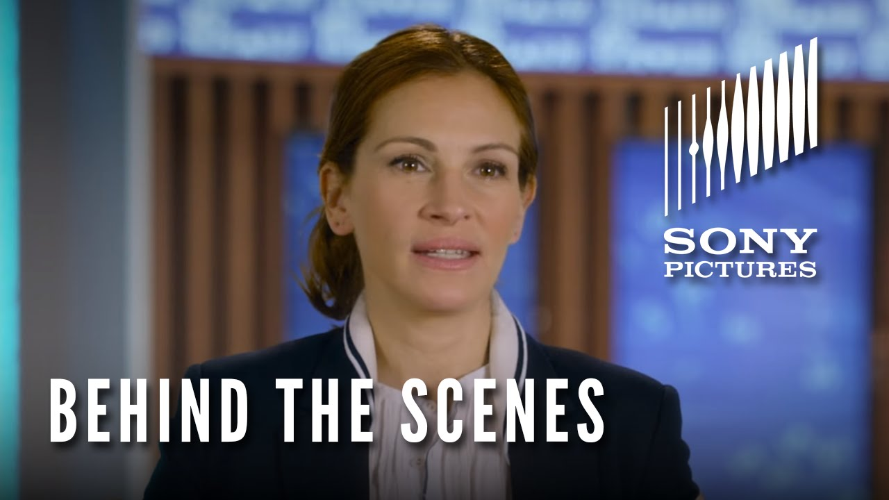 Money Monster – Go Behind the Scenes with Julia Roberts – On Digital and Blu-ray