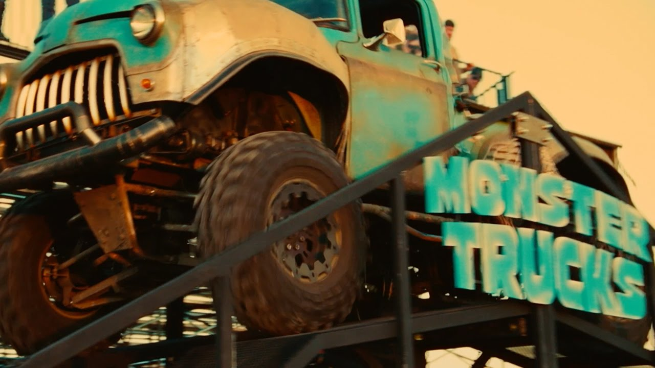"""Monster Trucks (2017) – """"Runaway Rally"""" – Paramount Pictures"""