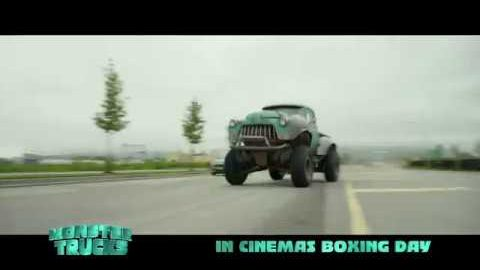 Monster Trucks | Louder Than Ever | Paramount Pictures UK