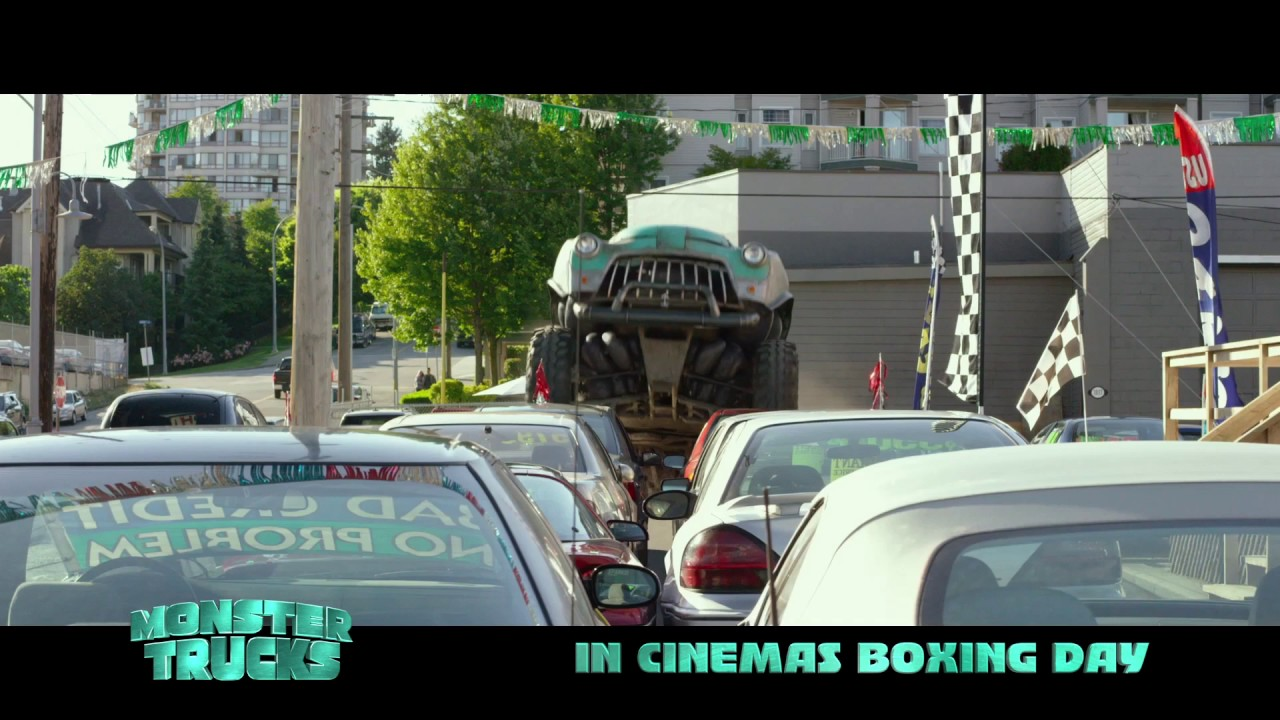 Monster Trucks | Save The Day | Paramount Pictures UK