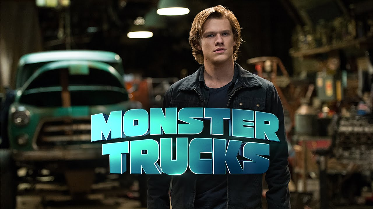 Monster Trucks | Trailer #1 | Paramount Pictures UK
